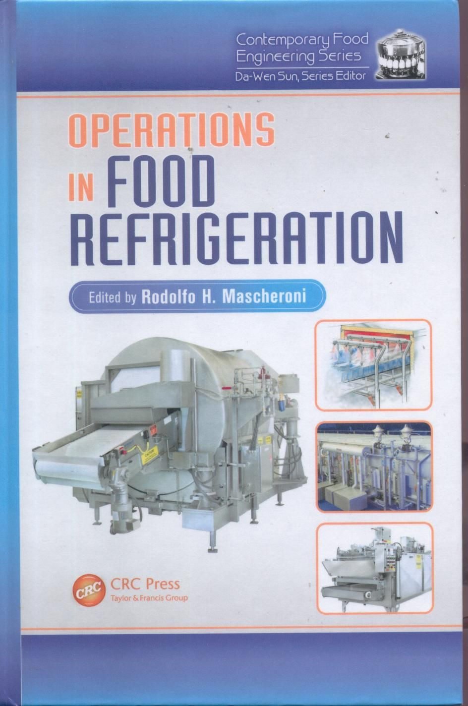 664 028 O64 2012 Las Operaciones En La Refrigeracion De Alimentos