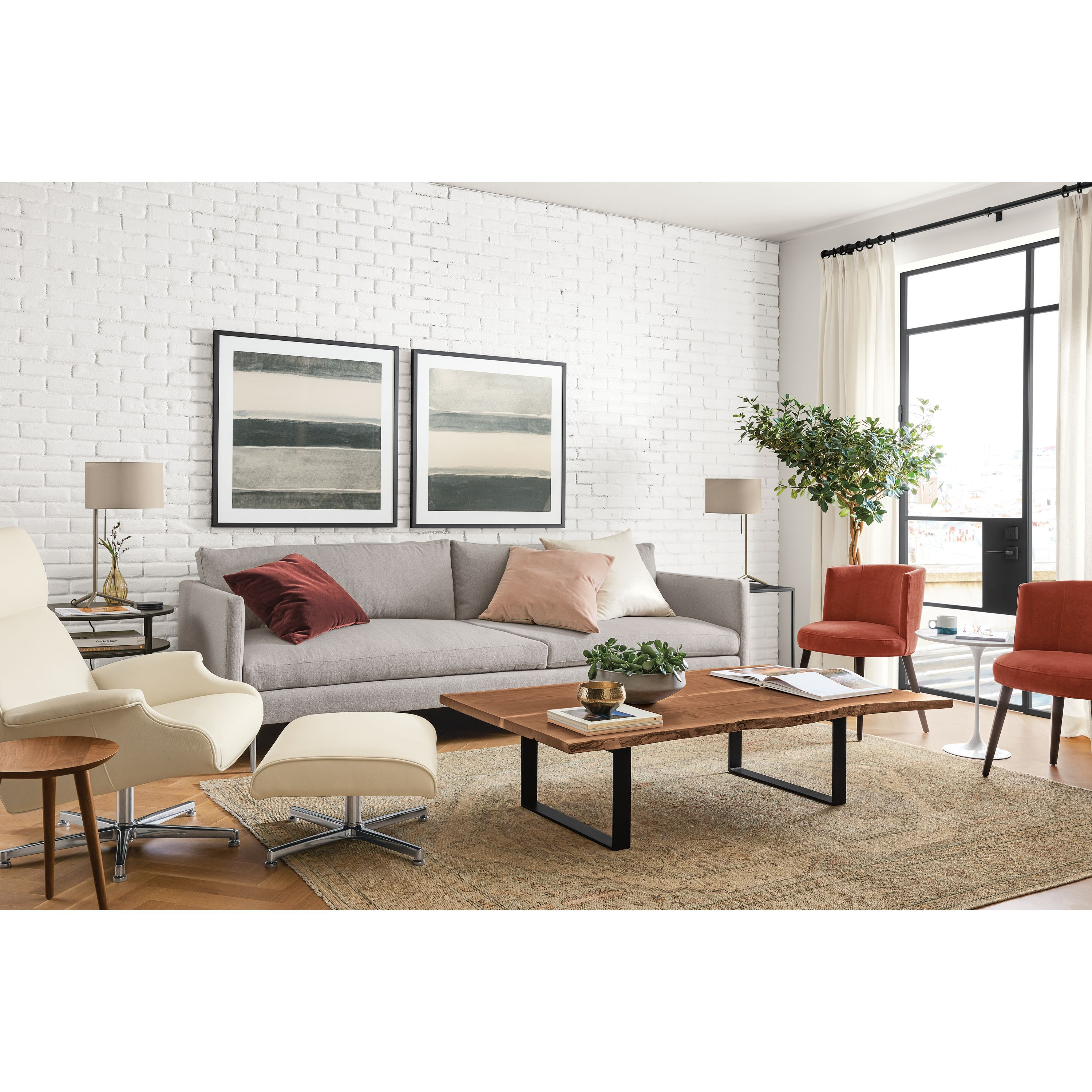 Slim Coffee Table Room And Board