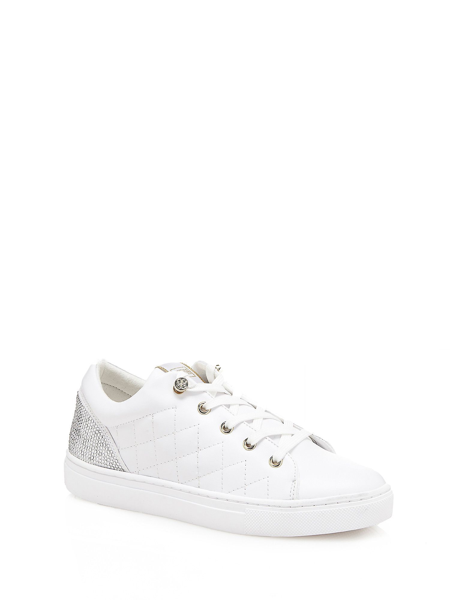 JOLLIE QUILTED SNEAKER GUESS | Sneakers