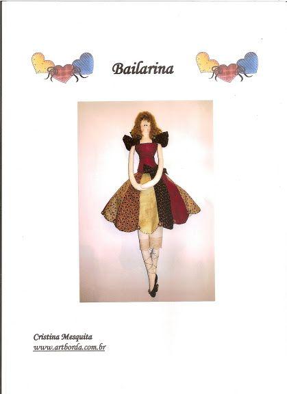 Bailarina moldes - rosarose aravanis - Веб-альбомы Picasa