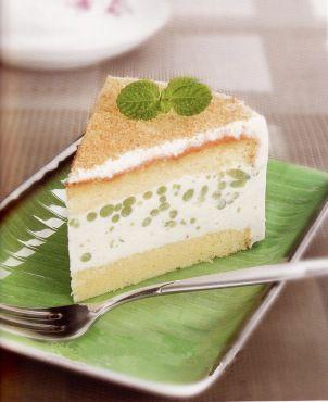 Cendol Cheesecake Asian Desserts Sweet Desserts Sweet Recipes Desserts
