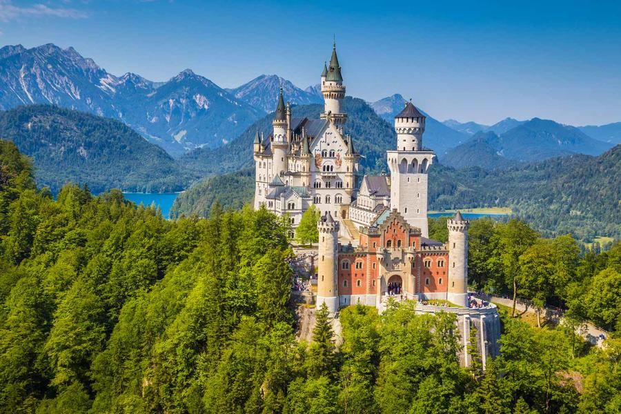30 Real Life Places You Can Visit That Inspired Disney Rides Germany Castles Neuschwanstein Castle Germany Travel Guide
