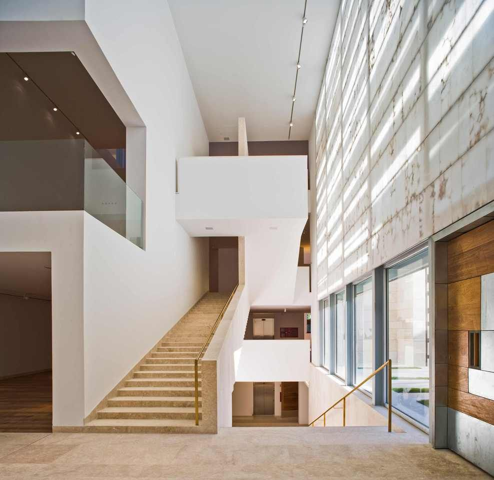 MUSEO ARQUEOLÓGICO DE OVIEDO. ASTURIAS FERNANDO PARDO CALVO / BERNARDO GARCIA TAPIA