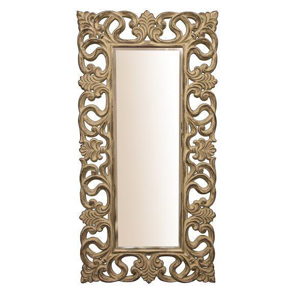 Full Length Mirror, Shabby Chic   Floor standing mirror, Shabby and ...