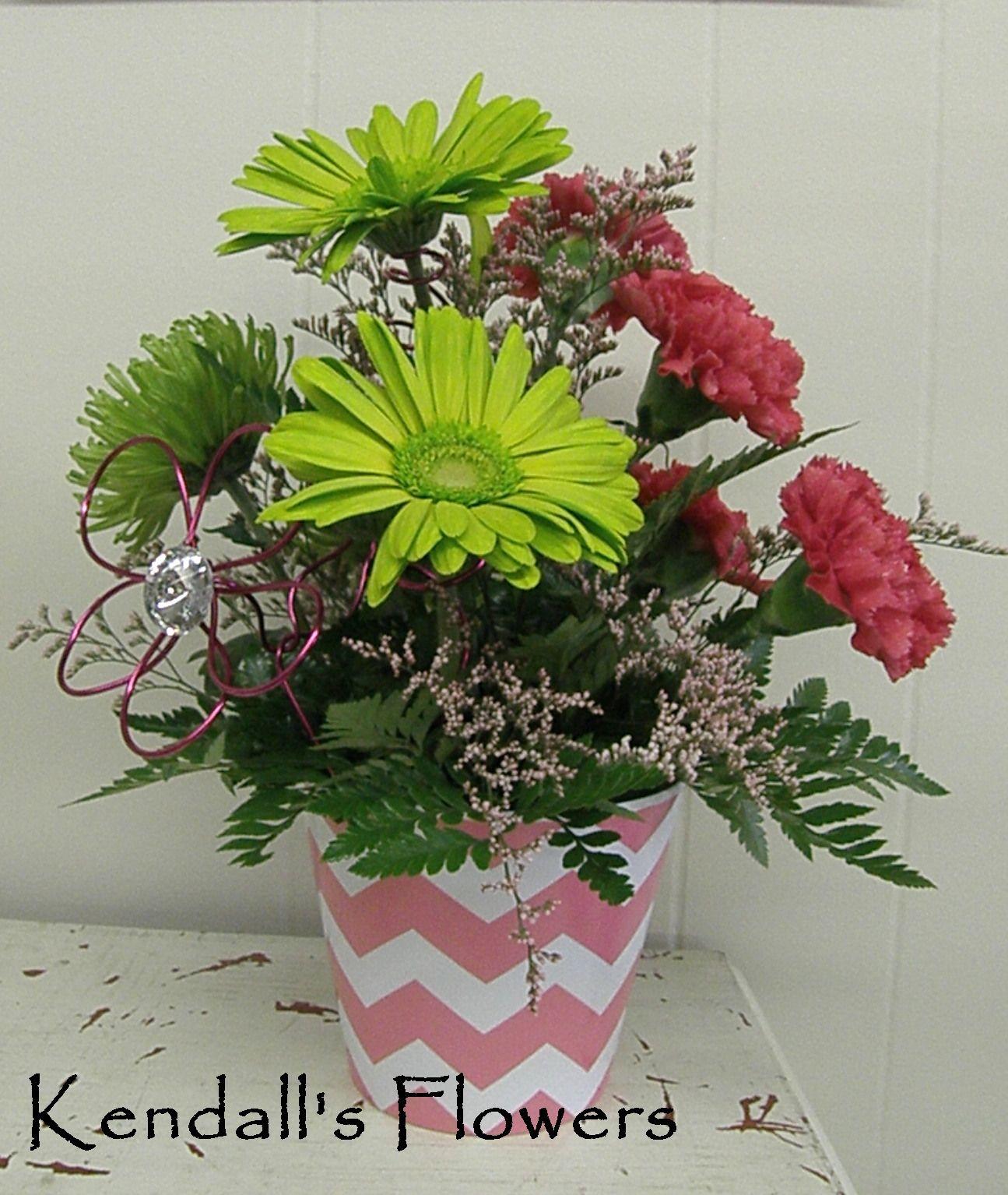 Pink Limeade Flowers, Limeade, Planter pots