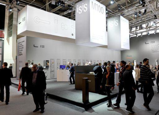 Bau Messe Munchen International Trade Show Pinterest