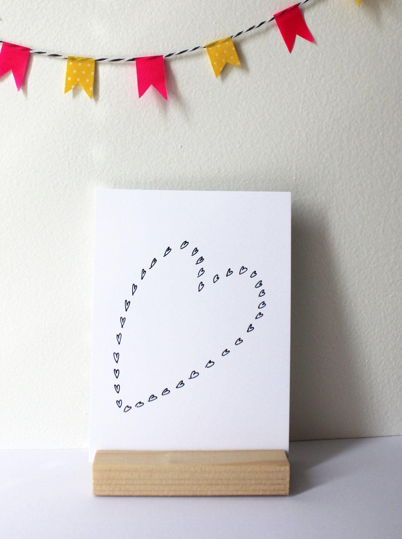 Kaart Hart Liefsdeskaart Kaart Liefde Kaart Valentijn