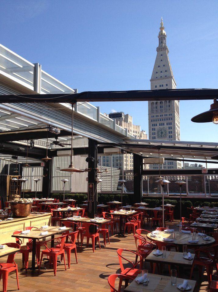 Birreria Rooftop Restaurant At Eataly It S Wonderful