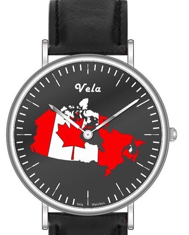 REPOST!!!  Canada watch from Vela. #ExploreCanada #parkscanada #canada #canadaswonderland #igerscanada #ohcanada #canadaday #ig_canada #oh_canada #igcanada #snapshot_canada #tourcanada #enjoycanada #canada #baselworld2017  Photo Credit: Instagram ID @velawatch