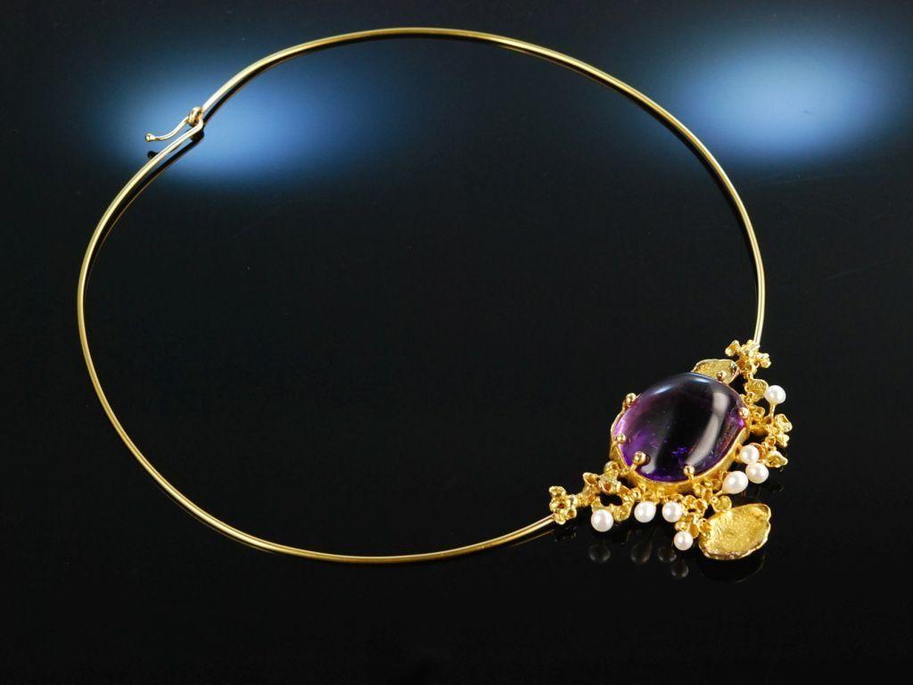 Gold 595 karat