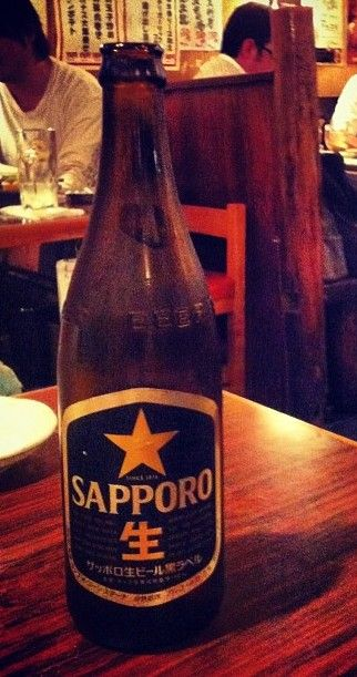 Sapporo One Of The Classic Japanese Beers Beer Japan Travel