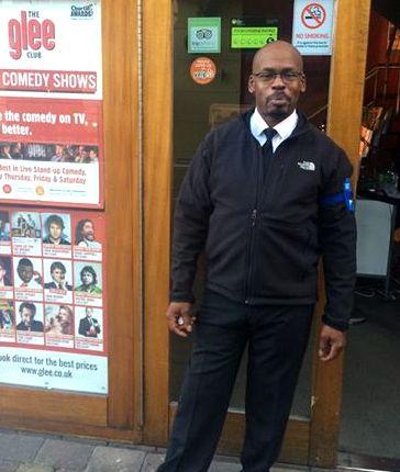 Leon Security Door Supervisor at Glee Club in Birmingham  sc 1 st  Pinterest & Leon Security Door Supervisor at Glee Club in Birmingham | About ...