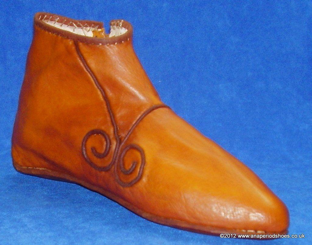 Rus Viking Shoe 7th – 8th Century