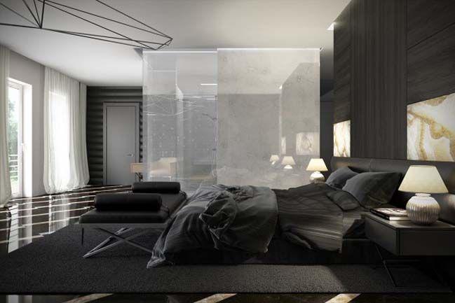 Luxury Master Bedroom Design With Dark Tone Luxury Bedroom Master Simple Bedroom Elegant Bedroom