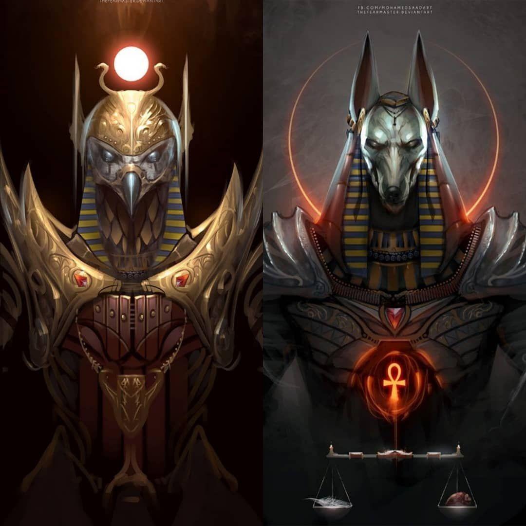 a or Anubis?   By Fear Master       #ra #anubis #egypt