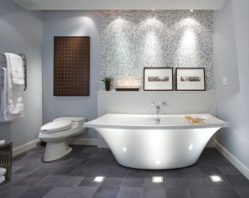 5 Stunning Bathrooms By Candice Olson: Candice Olson's Money And Space Saving Tips For Your