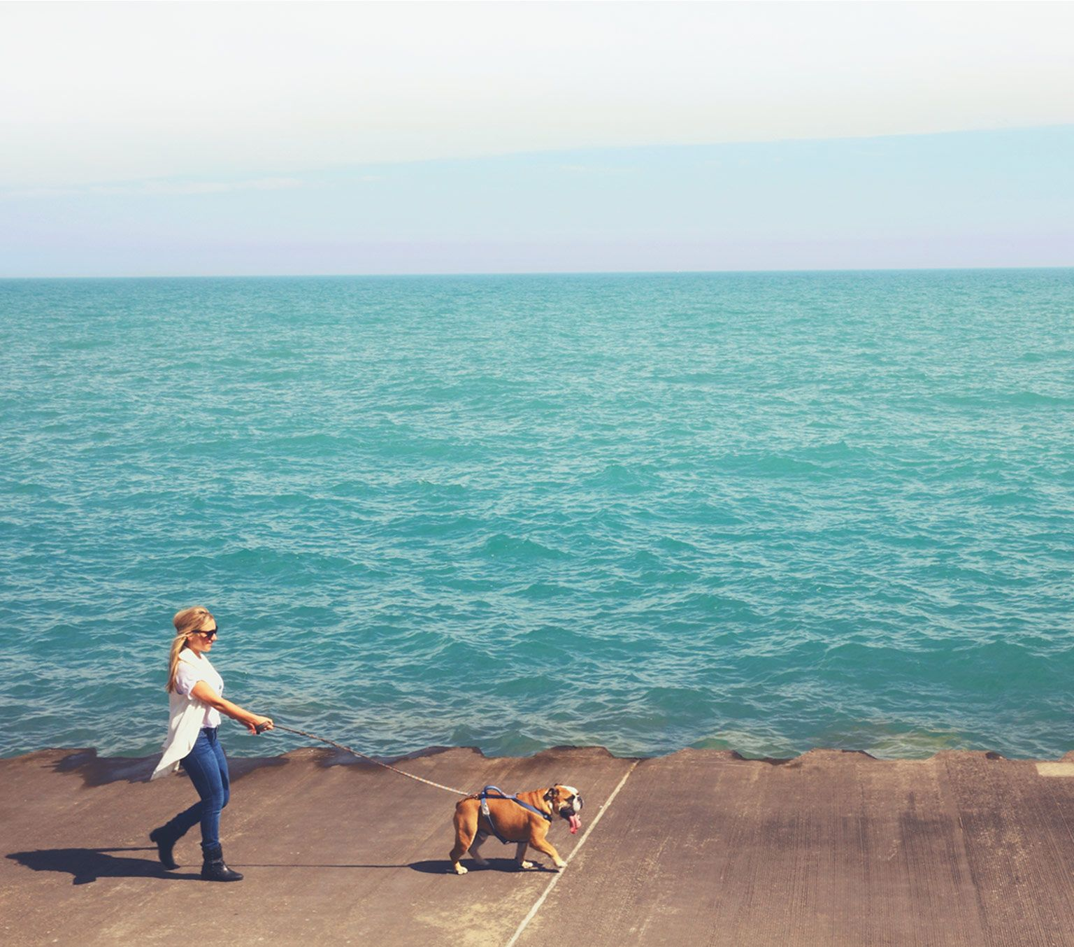 One Of Our Favorite Places To Roam The Shores Of Lake Michigan