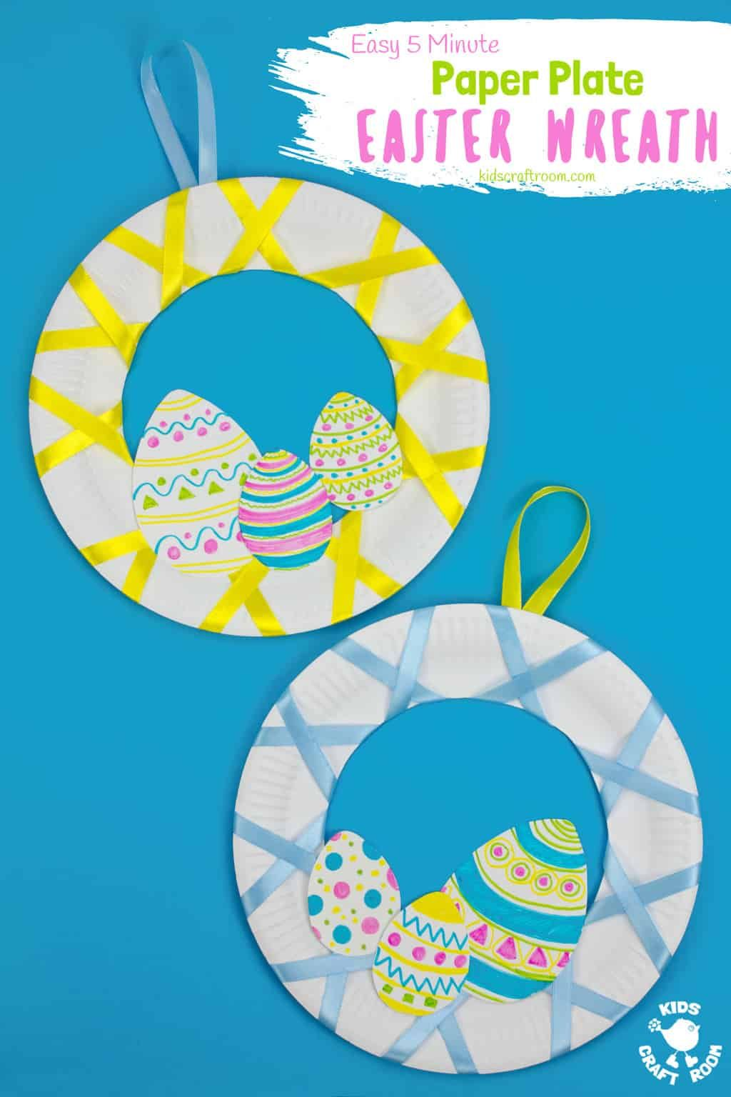 Photo of Easy Easter wreaths