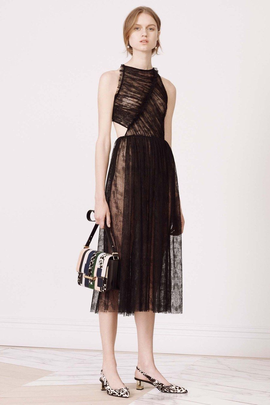 Jason Wu Proves the Slit Is It for SS 15 images