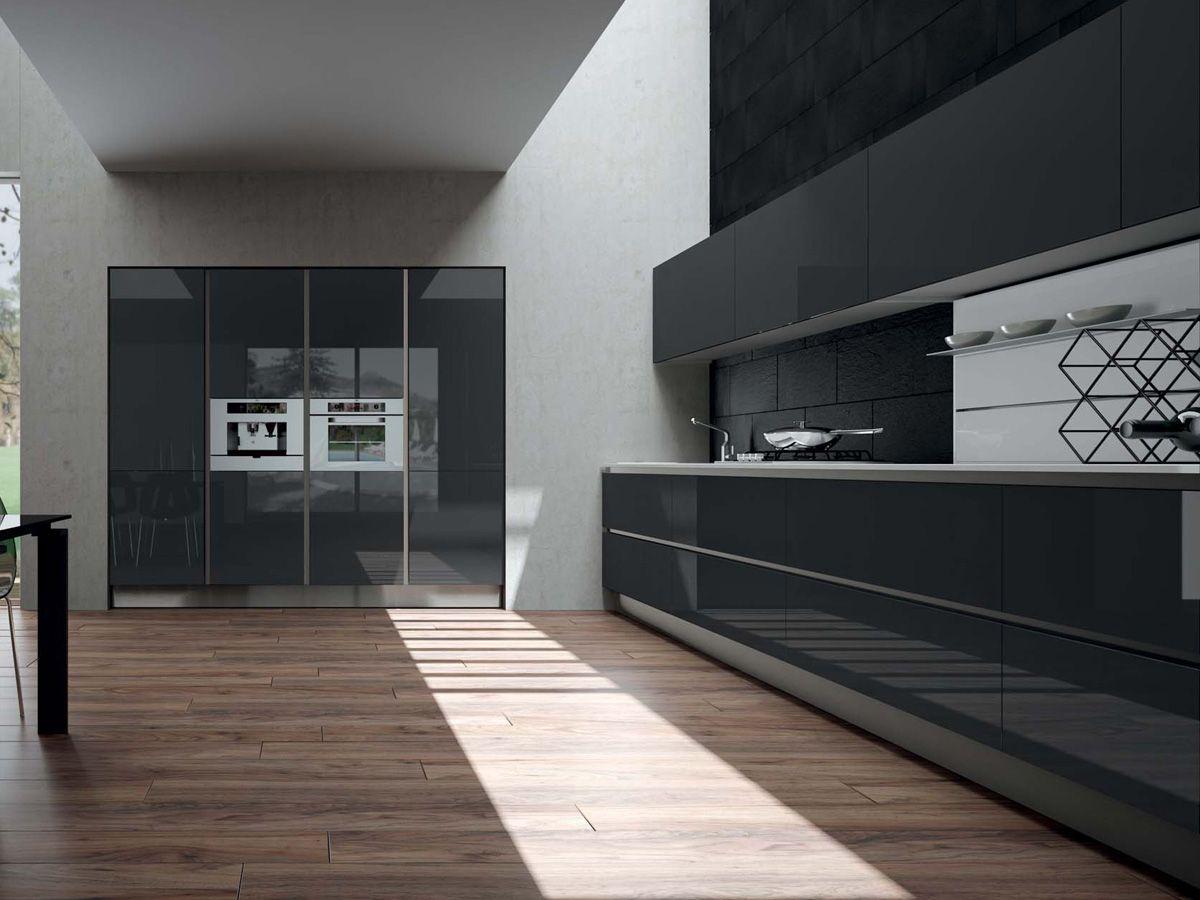 Dise o de cocinas linea3cocinas madrid cocinas en - Cocinas de diseno en madrid ...