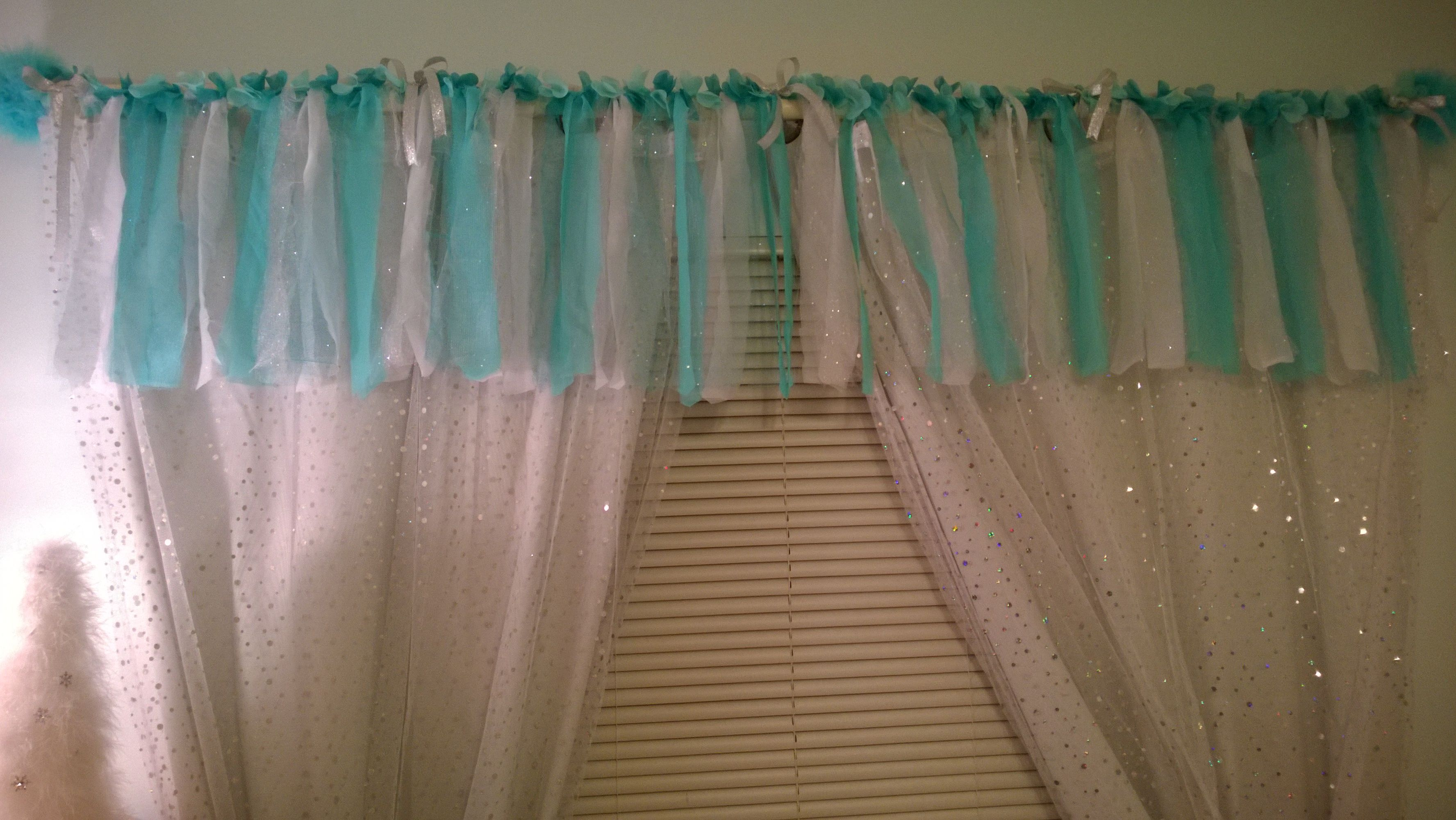 Disney Frozen Inspired Bedroom Decor Created For A Client