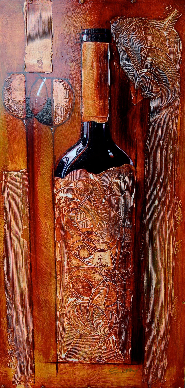 Gerald Ivey Art Art Of Wine Wine Bottle Photography Wine Painting Wine Art