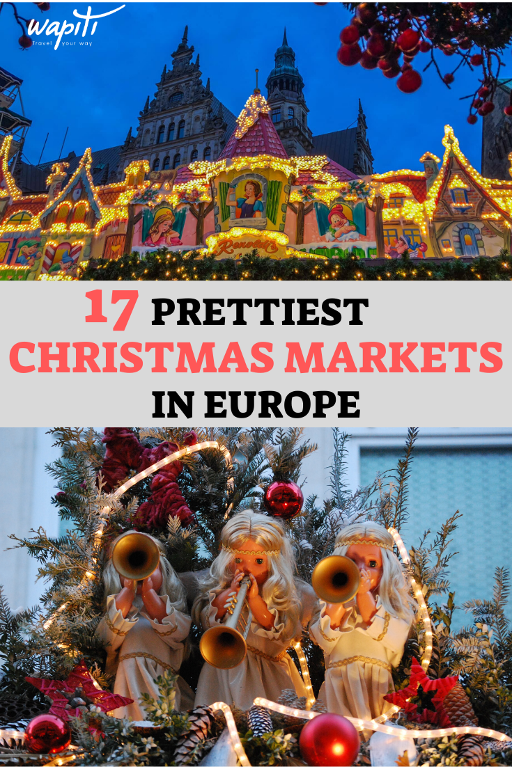 Best Christmas Markets In Europe 2020 Christmas Markets Europe Best Christmas Markets Christmas Market