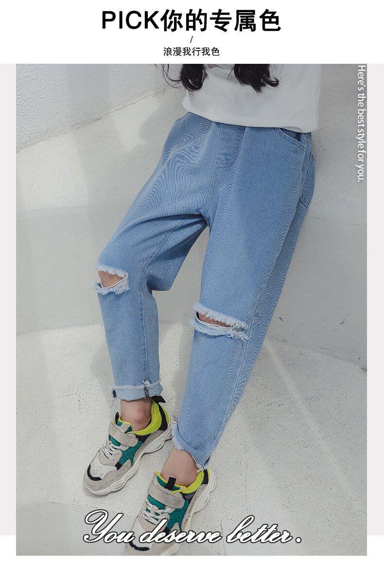 модные детские брюки девочке