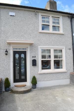Astounding Cream Upvc Windows Drimnagh Dublin S Door Handles Collection Olytizonderlifede