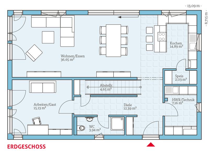 fertighaus und energiesparhaus variant 25 192 eg haus pinterest grundrisse h uschen. Black Bedroom Furniture Sets. Home Design Ideas