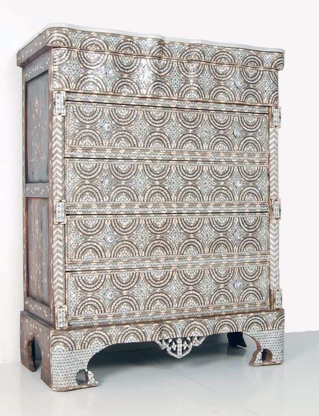 Damascus Syria Mother Of Pearl Furniture And Bo Google Search