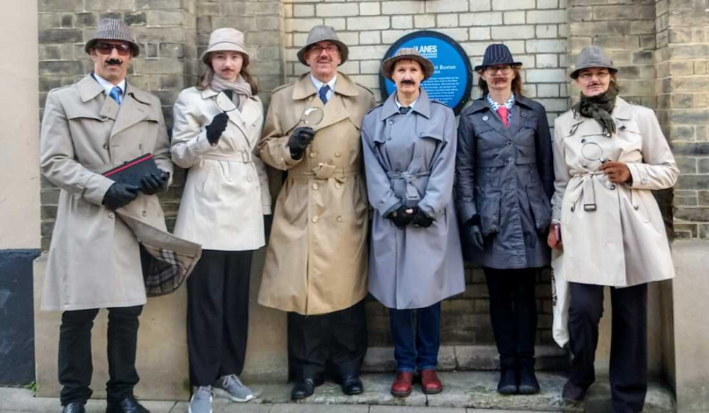 Use Your Best Detective Skills When This Live Game Of Clue