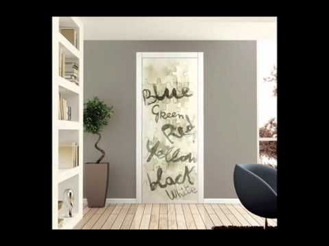 GD Dorigo presenta le porte della Art Design Collection - Raimondo ...