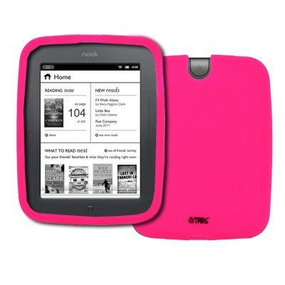 Empire Barnes And Noble Nook Simple Touch Hot Pink Silicone Skin Case Cover Empire Packaging By Empire 5 19 This Barnes Case Cover Skin Case Ebook Reader
