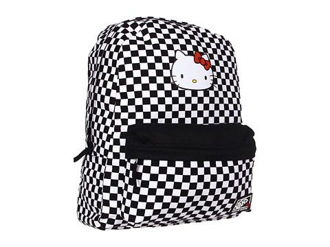 d9b2a444d9 Vans Checkerboard Hello Kitty Backpack