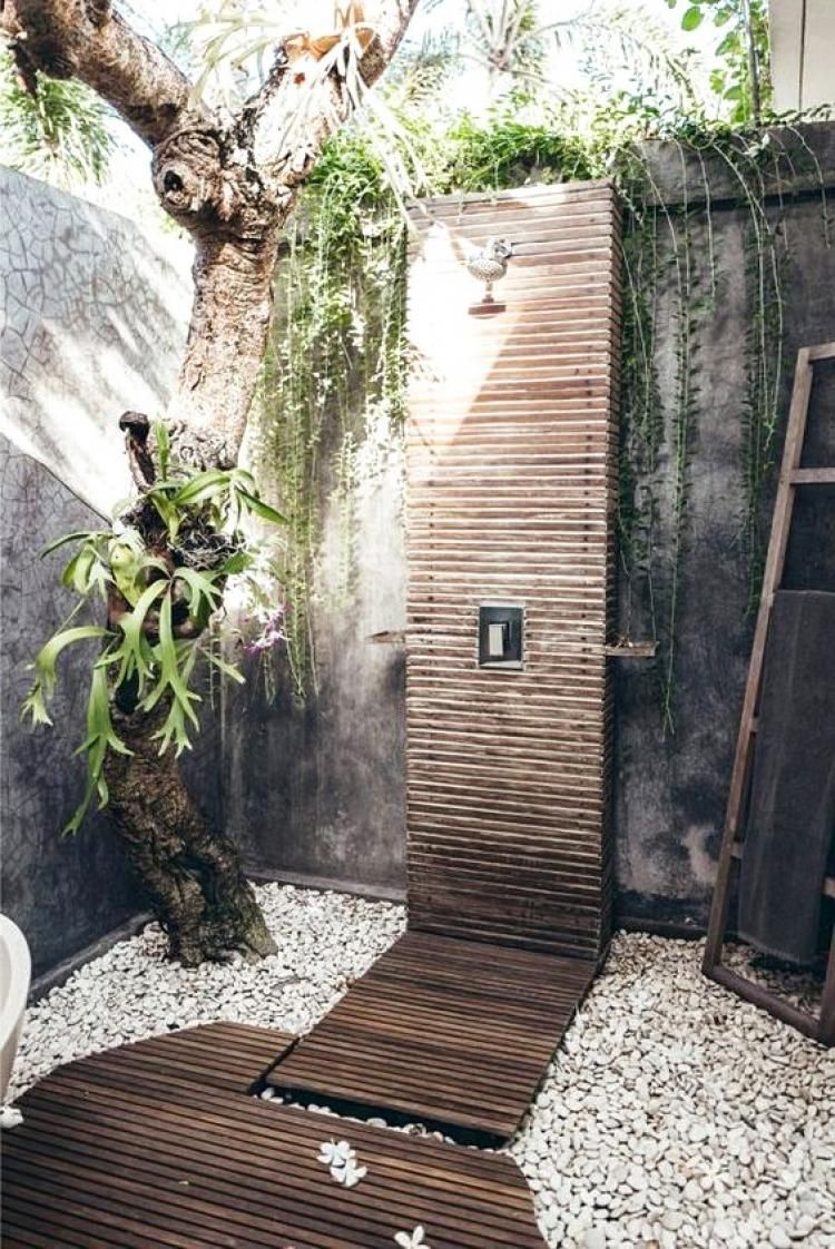 30 Awesome Outdoor Bathroom Design Ideas Garden Shower Outdoor