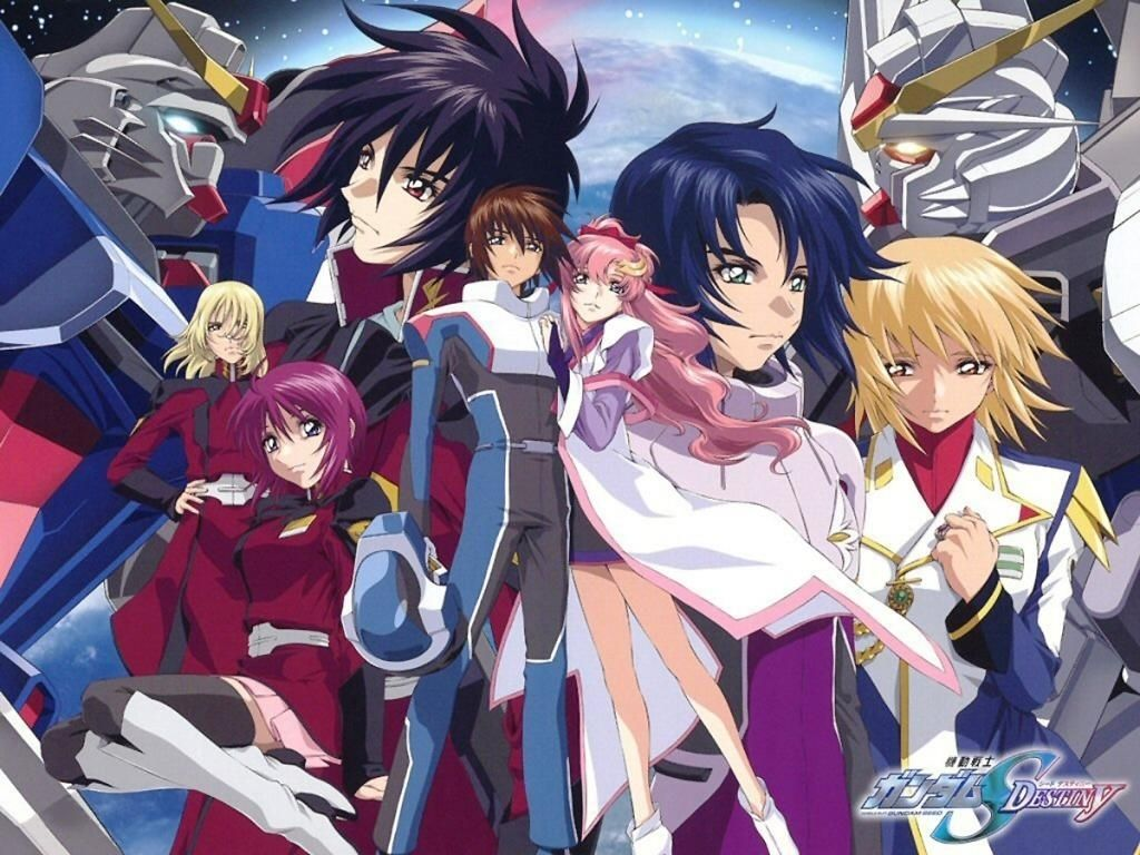 Gundam Seed Wallpapers - Wallpaper Cave | Best Games Wallpapers ...