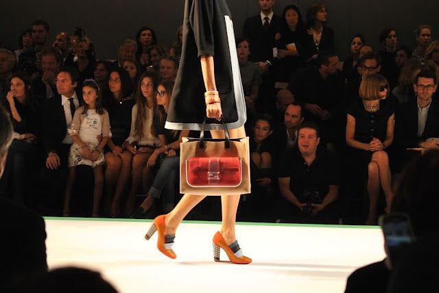 Milan Fashion Week: Fendi Spring/Summer 2013