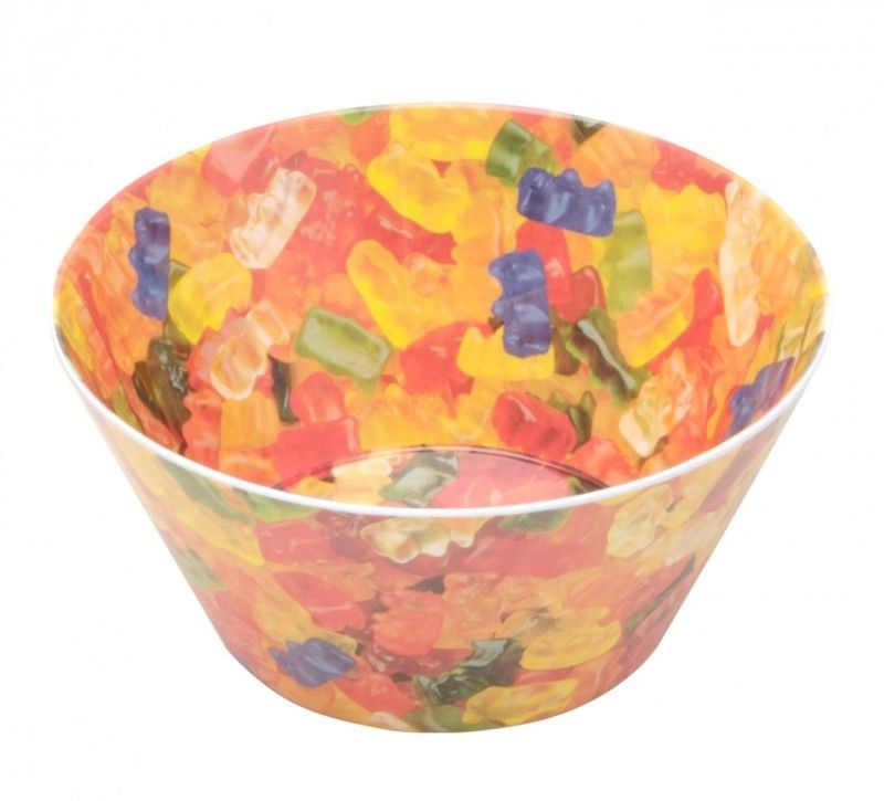 Gummy bears bowl