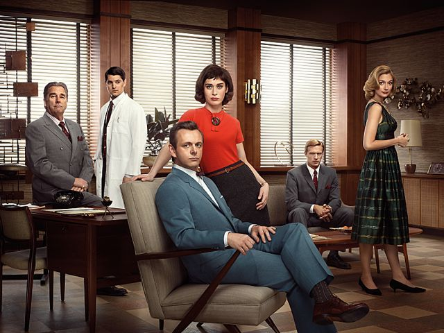 The History Behind The Masters of Sex...Masters of Sex, a new drama currently airing on Showtime, has been picked up for a second season and if you haven't been watching… Well, you're missing out - See more at: http://intimacyadvisor.com/mastersofsex/#sthash.O4I5zJH4.dpuf