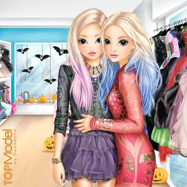 Coole Halloween Outfits Noch Mehr Styles Und Ideen Findest Du Im Topmodel Instagram Channel Schau Mal Rein Instag Meiden Tekeningen Meisjes Tekenen Meisjes