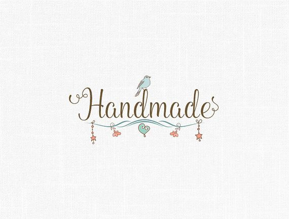 Custom Bird Logo Design / Handmade Logo