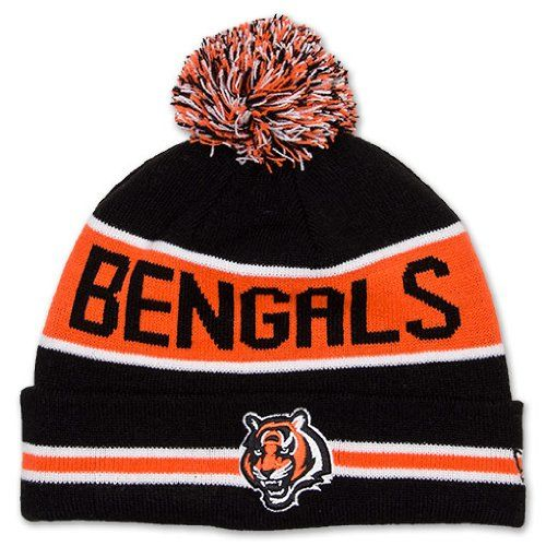 4851bbaae73 Cincinnati Bengals Knit Beanie Caps. NFL Cincinnati Bengals The Coach ...