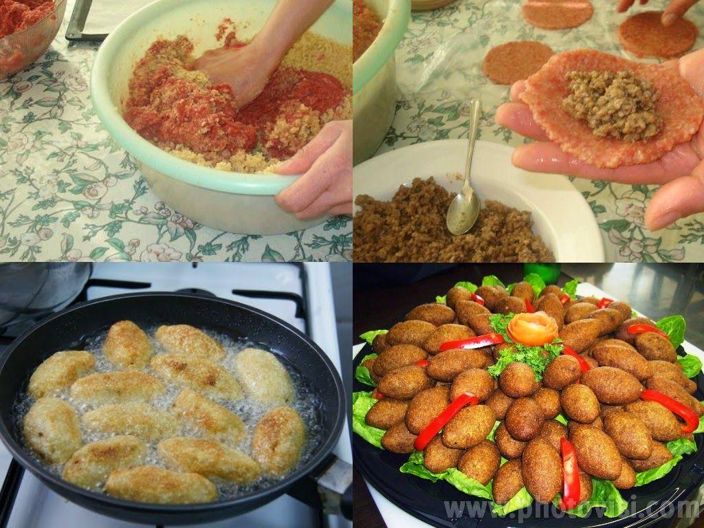 أكلات شامية كبة عالم الطبخ والجمال Eastern Cuisine Food Recipes