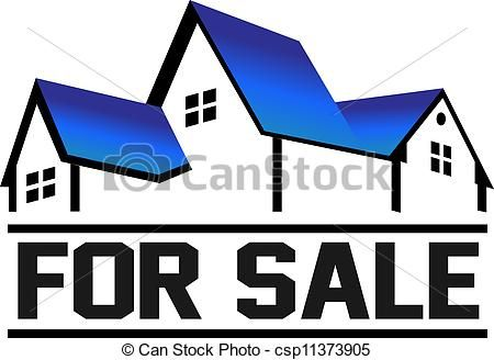vector for sale house stock illustration royalty free rh pinterest com clip art for sales meeting clip art for sale amazon