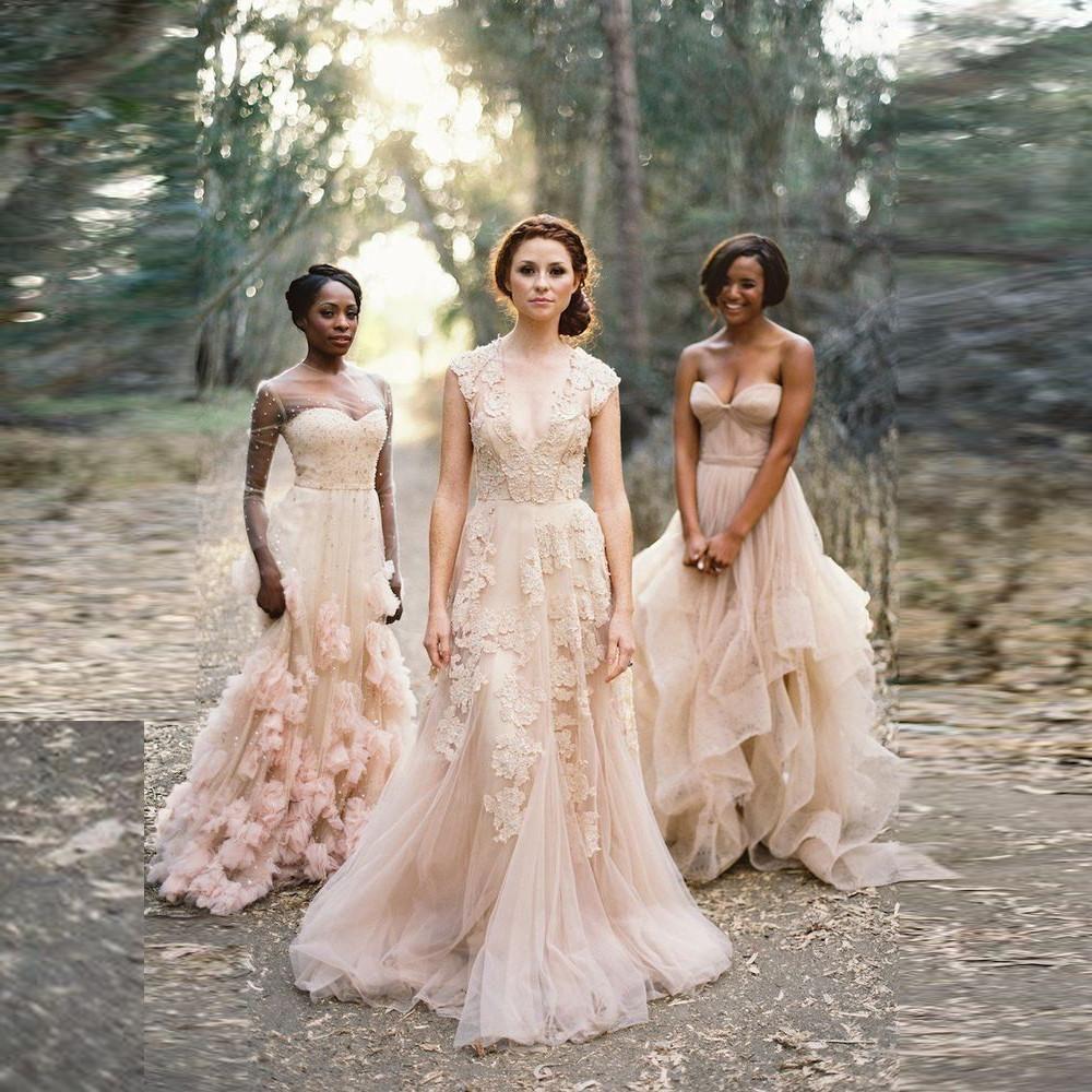 36+ Plus size pink wedding dress ideas information