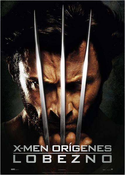 X Men Origenes Lobezno Cartel Hombres X Peliculas Peliculas Completas