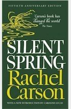 Margaret Atwood Rachel Carson S Silent Spring 50 Years On