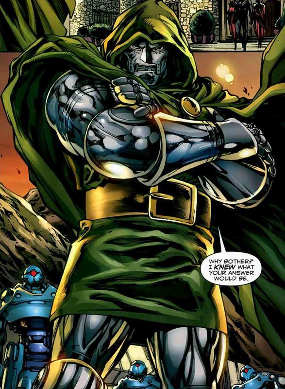 Rock Of Eternity Doctor Doom Marvel Marvel Villains Superhero Villains