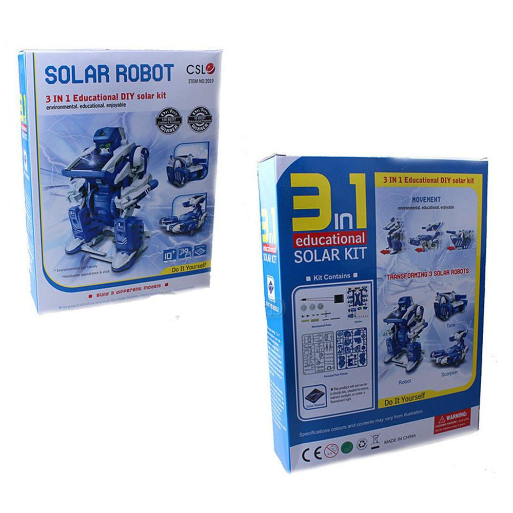 Education develop intelligence 3 in 1 solar robot family games diy education develop intelligence 3 in 1 solar robot family games diy unbranded solutioingenieria Choice Image